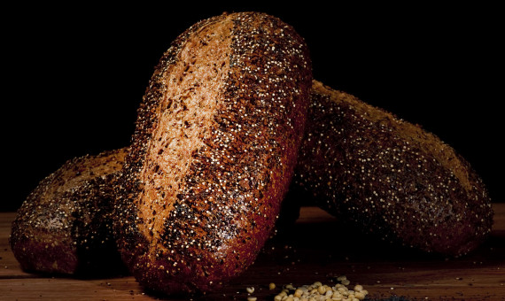 Ciabatta Sourdough Quinoa & Soyabean 780g