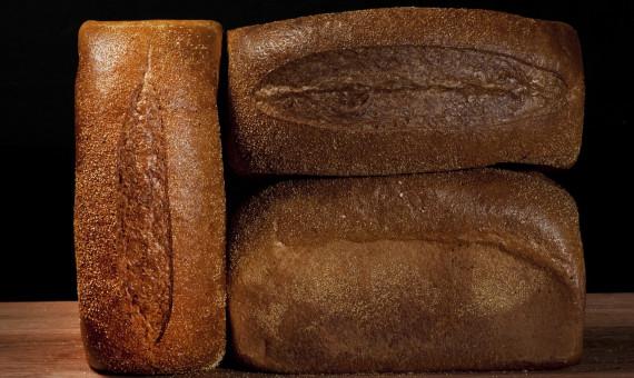 Country German Rye 'High Top' Loaf