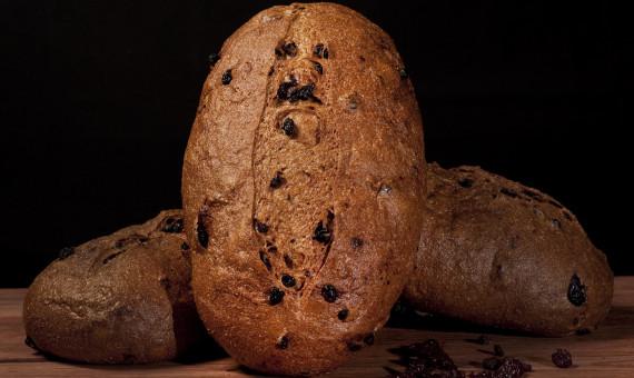 Organic Spelt Sour Cherry & Raisin Bread 1.2kg