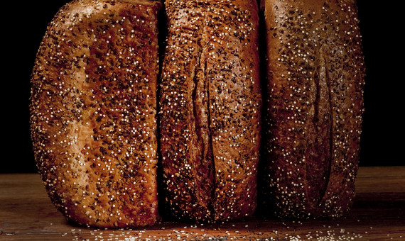 Country Quinoa & Soyabean 'High Top' Loaf