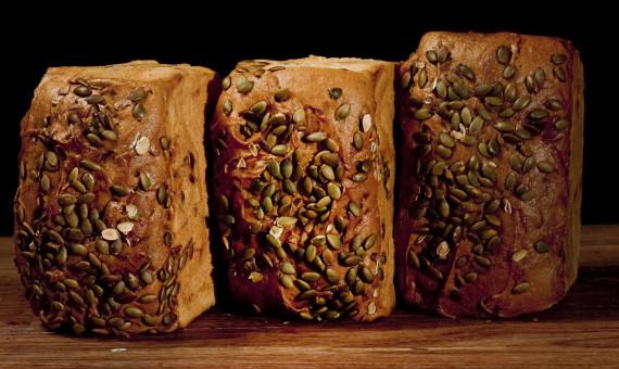 Gluten Free Buckwheat & Pumpkin Seed Loaf 900g