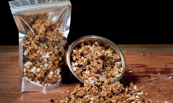 Muesli – Double Toasted with Agave Syrup 400g
