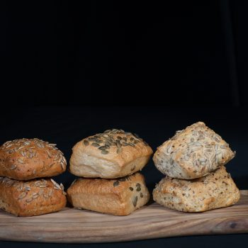 Order bread rolls sourdough