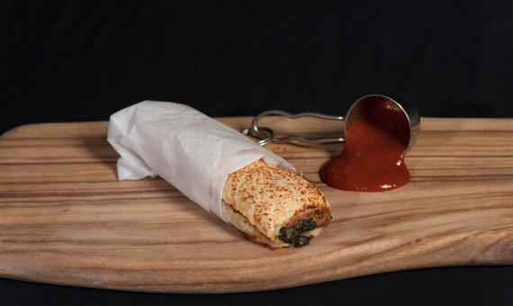 Spinach & Ricotta <br>Savoury Roll