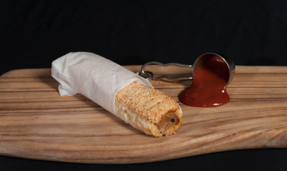 Lamb & Harissa <br>Savoury Roll