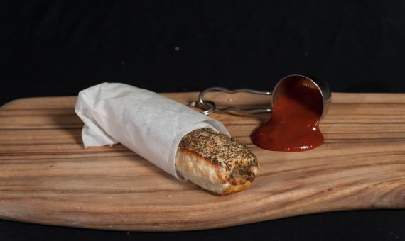 Russian Farmer's <br>Savoury Roll