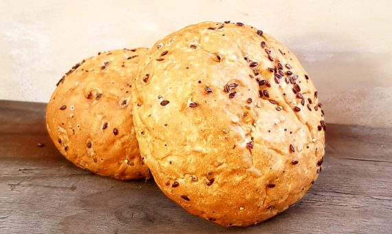 Soft Round Roll Quinoa & Soyabean