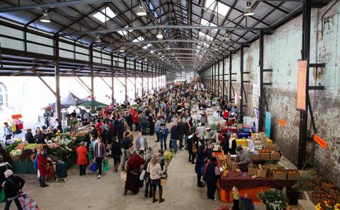 Undercover Farmers Markets