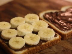 Recipe – Nutella Banana Toastie