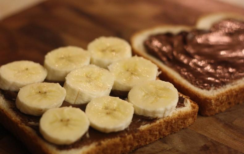 Recipe – Nutella Banana Toastie