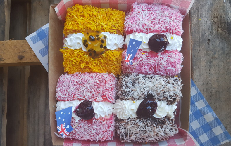 Our Lamingtons Rated Best in Sydney!