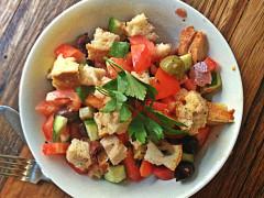 Recipe – Greek Sourdough Salad