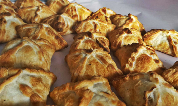 Butter Puff Pastry