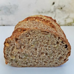 Supergrain sourdough - healthy bread