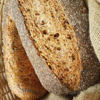 chia rye bread