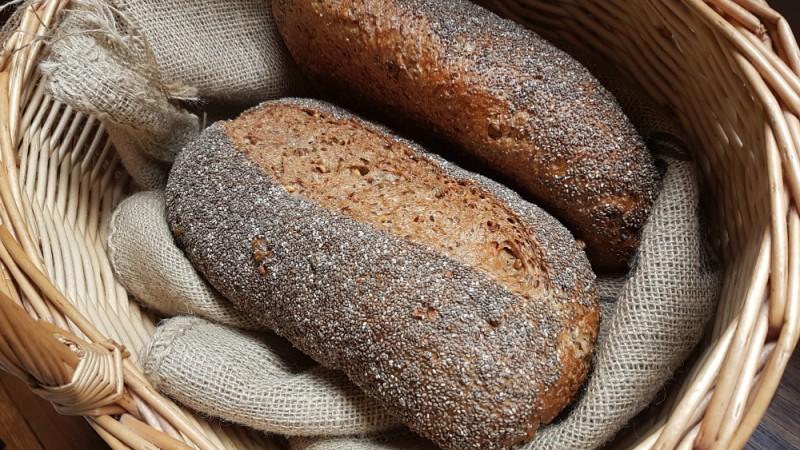 Chia Rye Sourdough – Our New 'Wholey Grain' Bread