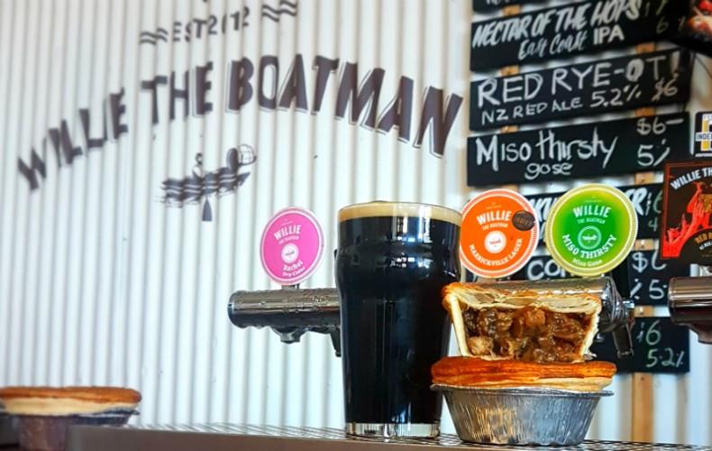 Gourmet Beef & Beer Pie Launch