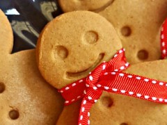 Meet the New Addition to Our Family – Spelt Gingerbread Men (and More!)