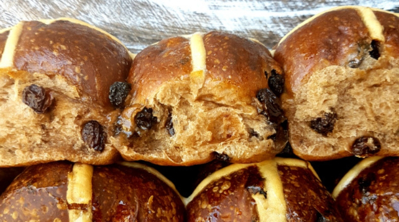 Sydney's Best Hot Cross Buns are Back!