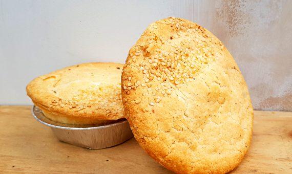 Gluten Free Pie – Mediterranean Roast Vegetable