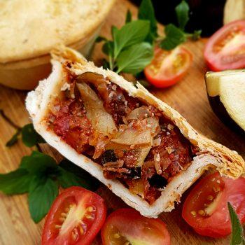 gluten free med veg pie