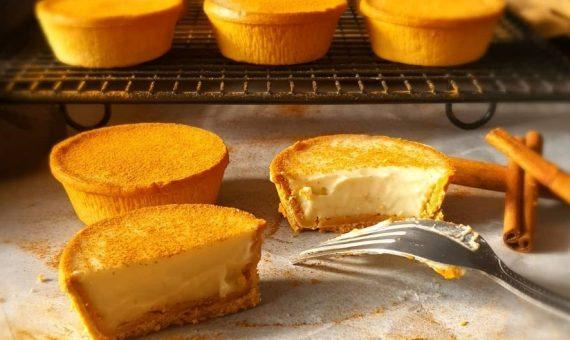 Gluten Free Tarts – Classic Custard