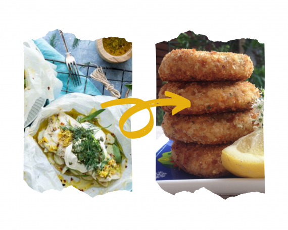 Recipe – Easy Midweek Fishcakes